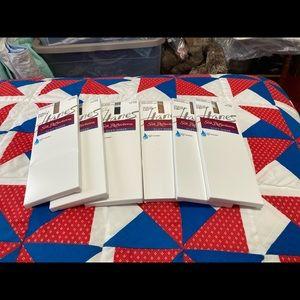 Bundle of HANES SHEER KNEE HIGHS 2 pack